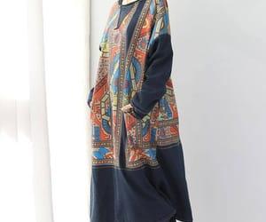 etsy, elegant dress, and cotton dress image