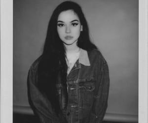 maggie lindemann, girl, and brunette image