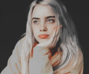 billie eilish and girl image