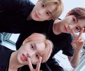winwin, jungwoo, and renjun image