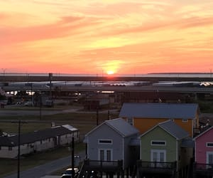 skyview, sunset, and sunsets image