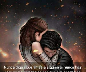 amor, frases, and paz image