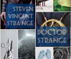 aesthetic, fandom, and stephen strange image