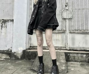 girl, style, and alternative image