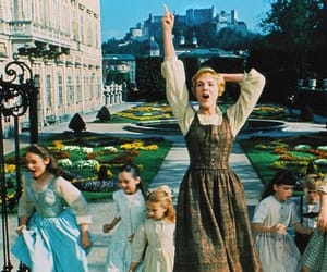 the sound of music and julie andrews image