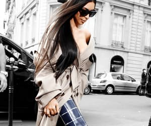fashion, Hot, and kardashian image