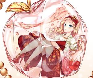 royal, apple white, and ever after high image