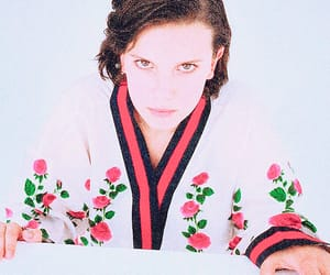 actress, eleven, and flower image