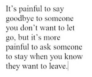 quotes, goodbye, and painful image