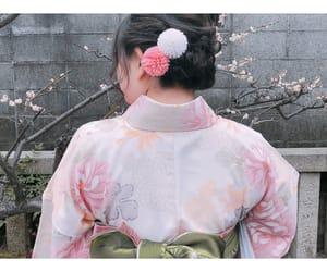 fashion, kimono, and me image