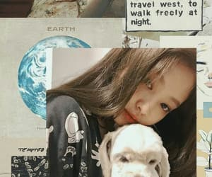 kpop, wallpaper, and jennie image