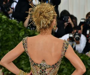 blake lively, heavenly bodies, and met gala image