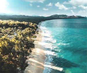 blue, sea, and inspiration image