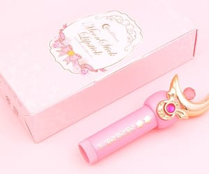 pastel, pink, and girly image