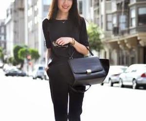 black, elegante, and elegant image