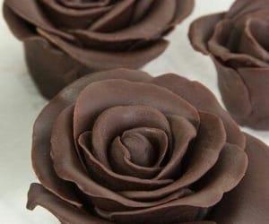 brown, chocolate, and yummy image