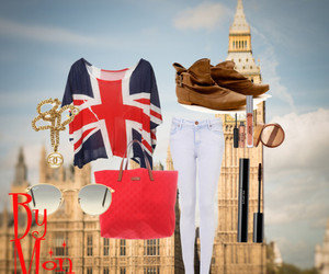 england and clothes image