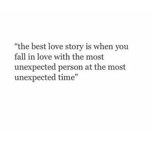 Unexpected love. discovered by ❦❧☙hafsakhan➺♔