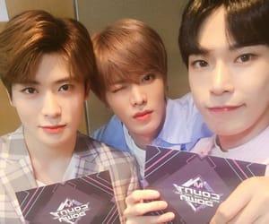 jaehyun, doyoung, and yuta image
