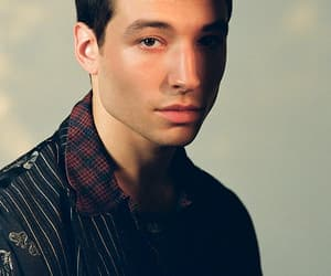 handsome, Hot, and ezra miller image