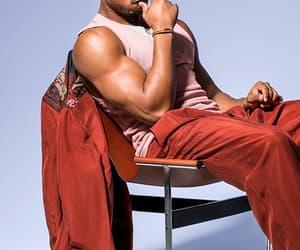 handsome, Hot, and michael b jordan image