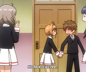 anime, anime girl, and card captor sakura image
