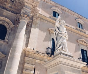 architecture, sicily, and baroque image