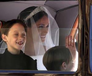 babies, dress, and wedding image