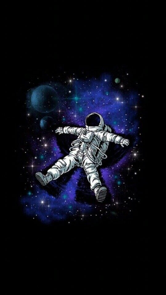 80 Gambar Astronaut Animasi Keren Paling Keren