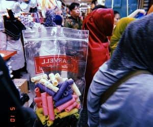 jakarta, snack, and huji image