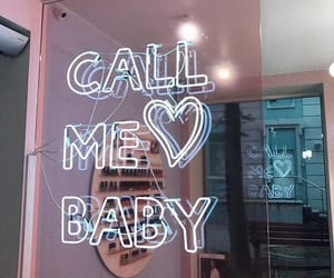 neon and baby image