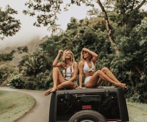 adventure, best friends, and besties image