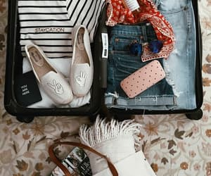 clothes, fashion, and pack image