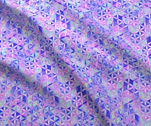 fabric, modern design, and purple image