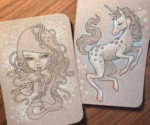 art, audrey kawasaki, and doodles image