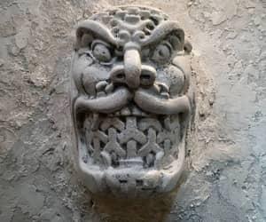 gargoyle, stone, and italy image