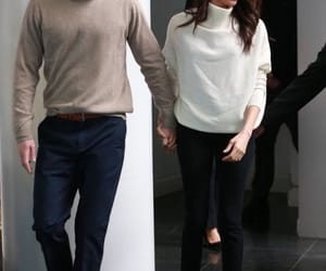 outfit, meghan markle, and prince harry image