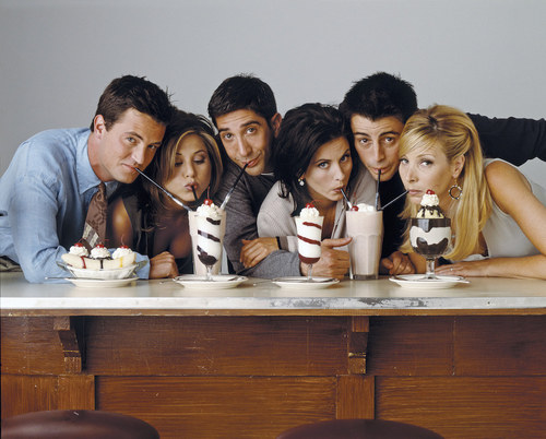 chandler, ross, and article image