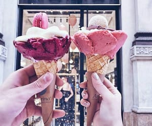 ice cream and summer image