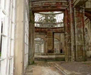 abandoned, haunted, and ruins image