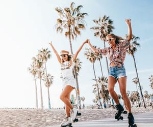 summer, fun, and friendship image