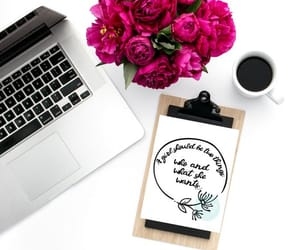 affirmation, coco chanel, and etsy image