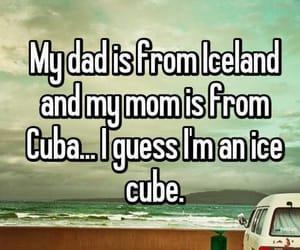 cuba, dad, and hilarious image