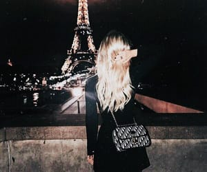 fashion, paris, and beauty image