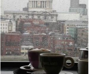Hot, rain, and rainy image