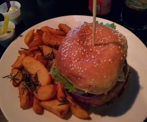 batata, food, and fries image