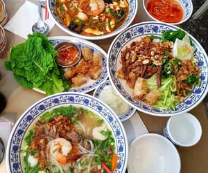pho and asian food image