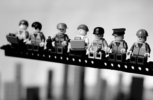 lego, black and white, and toys image