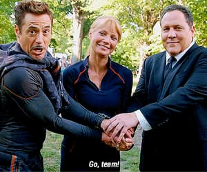 Avengers, gif, and gwyneth paltrow image