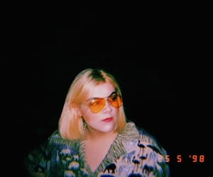 alex turner, alternative, and blonde girl image